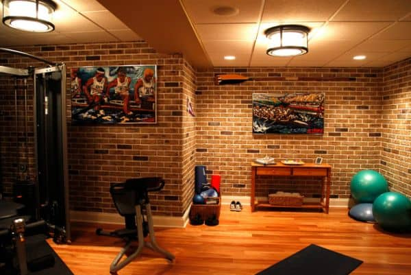 Get Your Home Fit With These 92 Home Gym Design Ideas - Page 3 of 3