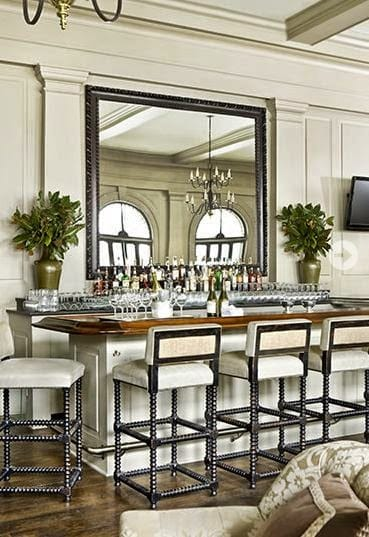 Home Bar Ideas to Match Your Entertaining Style homesthetics (9)