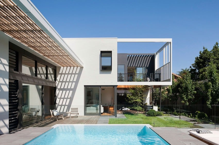 Home in Caulfield Redesigned by Bower Architecture homesthetics architecture (1)