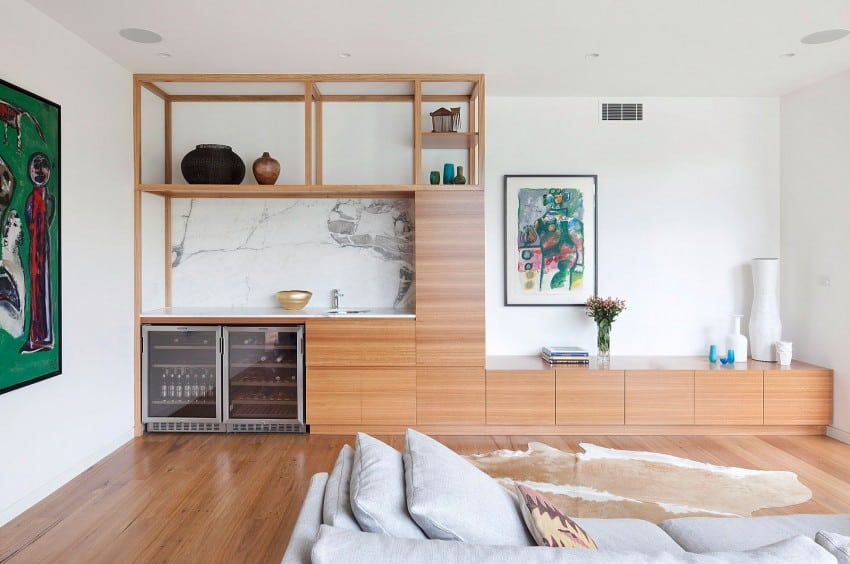 Home in Caulfield Redesigned by Bower Architecture homesthetics architecture (11)