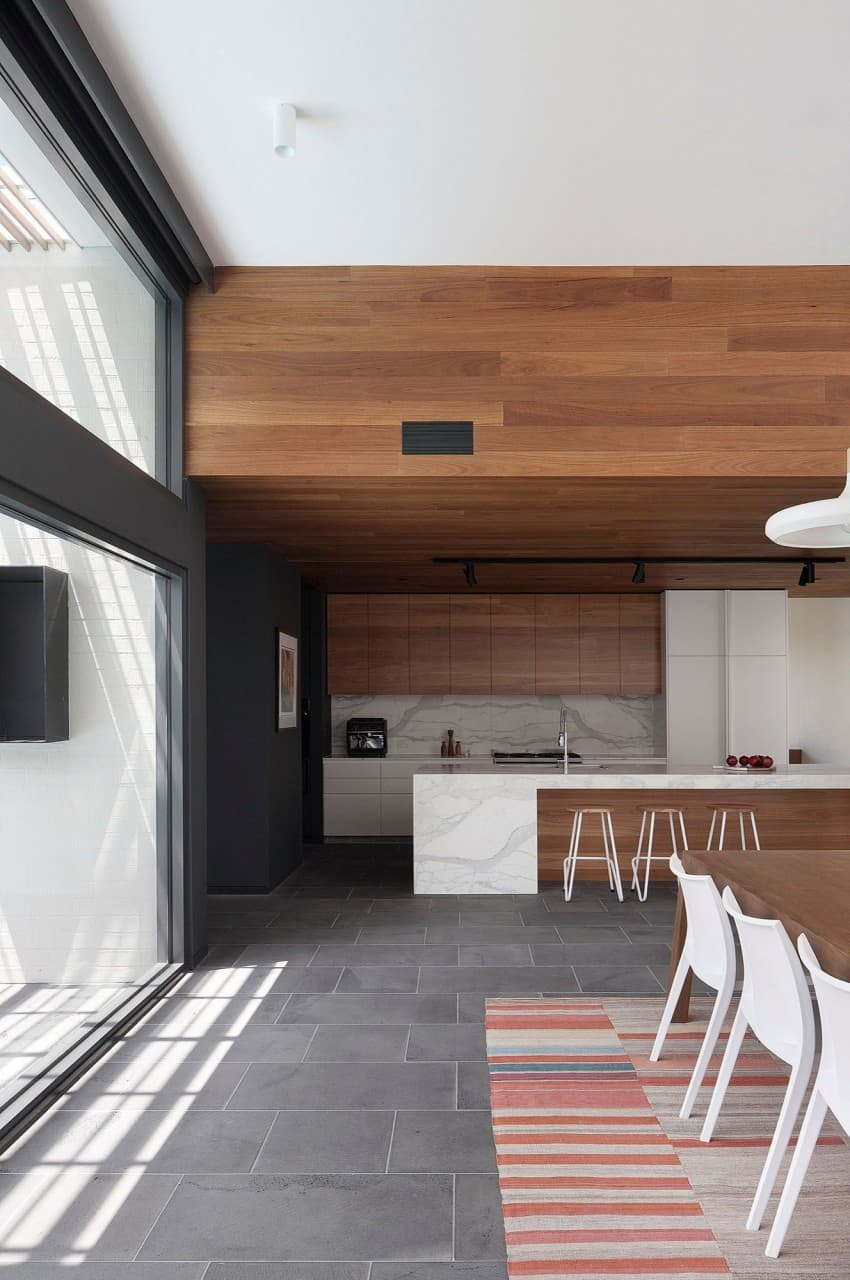 Home in Caulfield Redesigned by Bower Architecture homesthetics architecture (12)