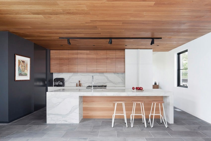 Home in Caulfield Redesigned by Bower Architecture homesthetics architecture (13)