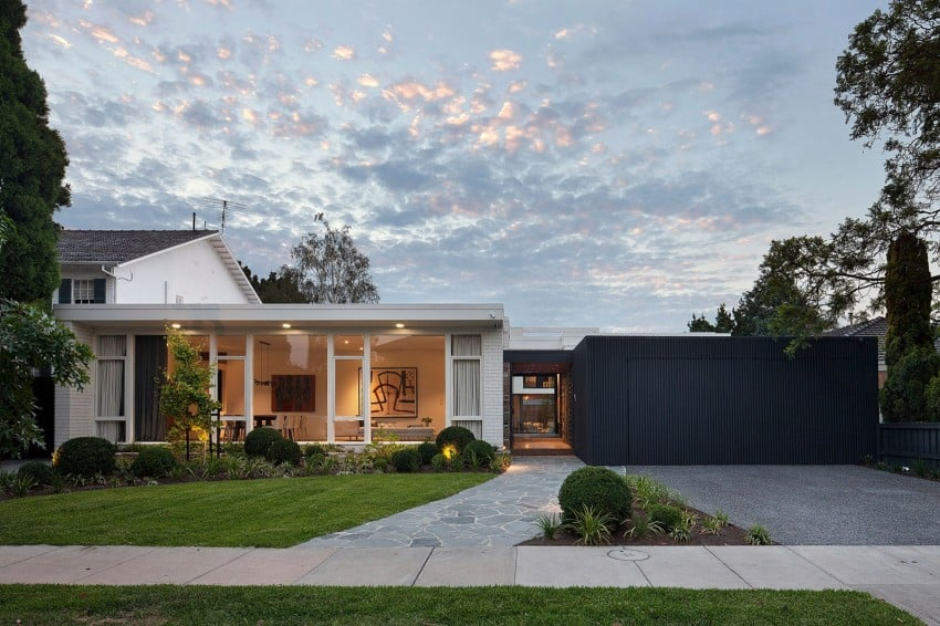 Home in Caulfield Redesigned by Bower Architecture homesthetics architecture (17)