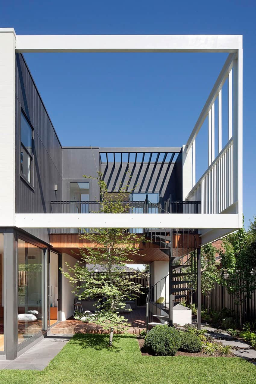 Home in Caulfield Redesigned by Bower Architecture homesthetics architecture (2)