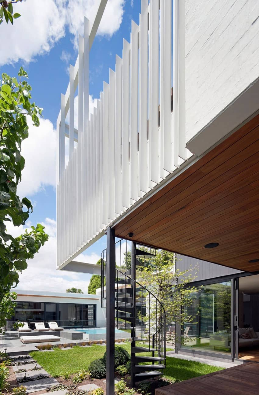 Home in Caulfield Redesigned by Bower Architecture homesthetics architecture (4)