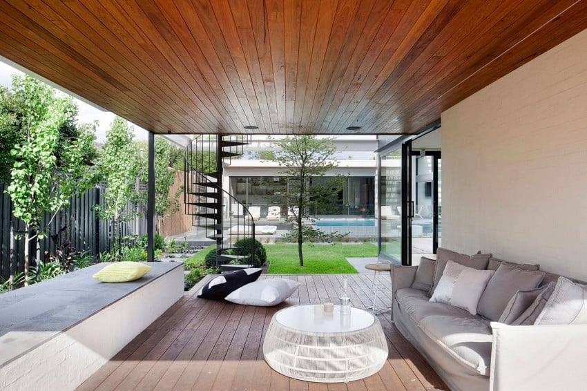 Home in Caulfield Redesigned by Bower Architecture homesthetics architecture (5)