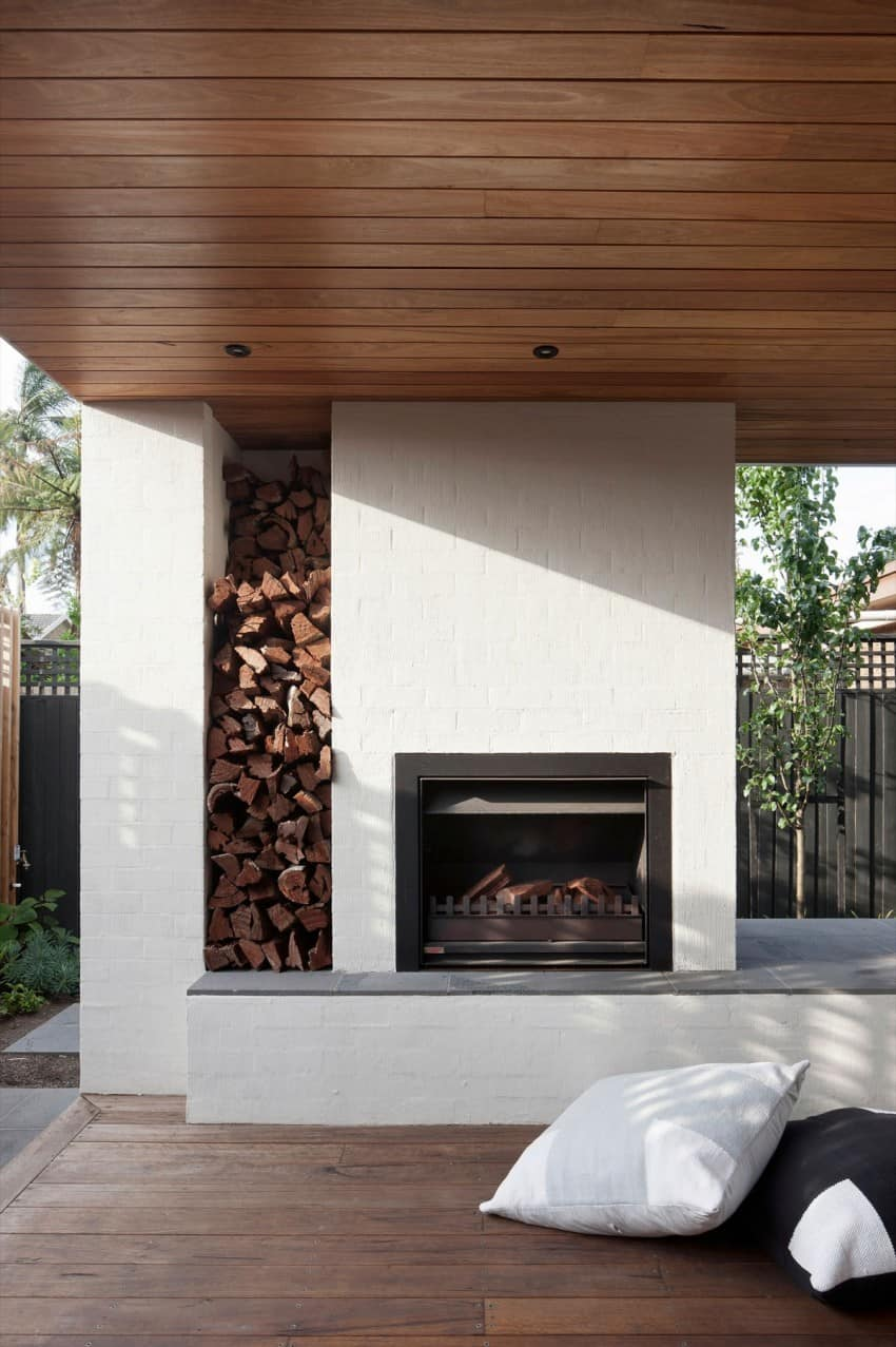 Home in Caulfield Redesigned by Bower Architecture homesthetics architecture (6)