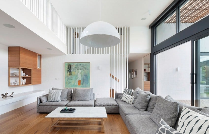 Home in Caulfield Redesigned by Bower Architecture homesthetics architecture (9)