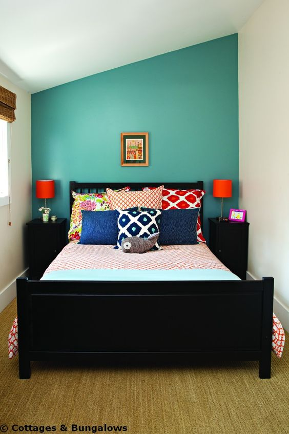 13 Tips and Tricks On How To Decorate A Small Bedroom ... on Bedroom Ideas Small Room  id=51074