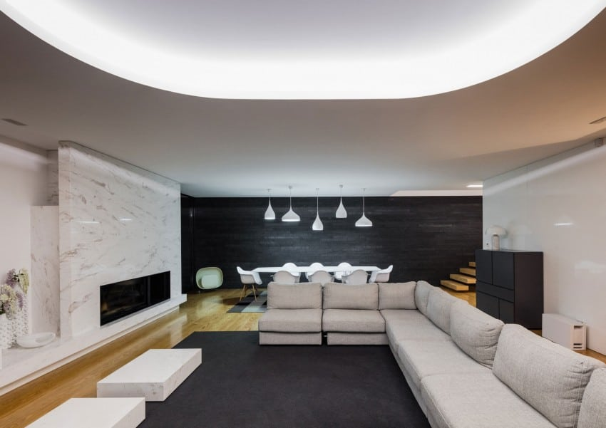 Impeccable Contemporary Home in Vila do Conde by Raulino Silva Arquitecto (7)