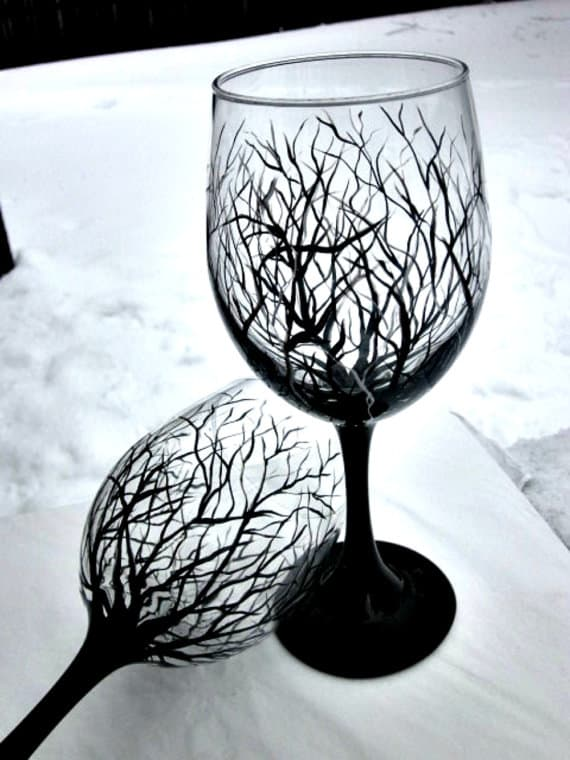Learn The Basic Tips and Tricks on How To Paint Glass - Homesthetics ...