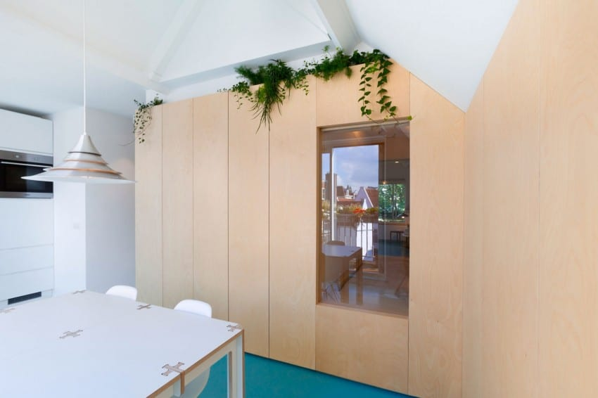 Luminous Loft in Amsterdam Redesign by Bureau Fraai homesthetics decor (1)