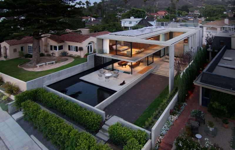 Modern-Mansion-Featuring-Exposed-Concrete-Cresta-Residence-in-San-Diego-California-USA-homesthetics-1