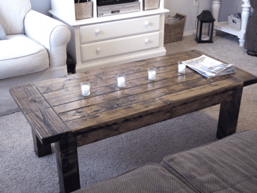The Tryde Coffee Table