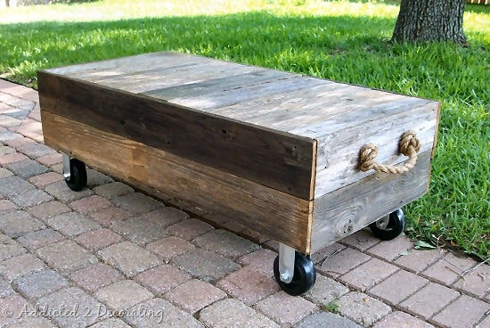 Simple Free DIY Coffee Table Plans homesthetics (4)