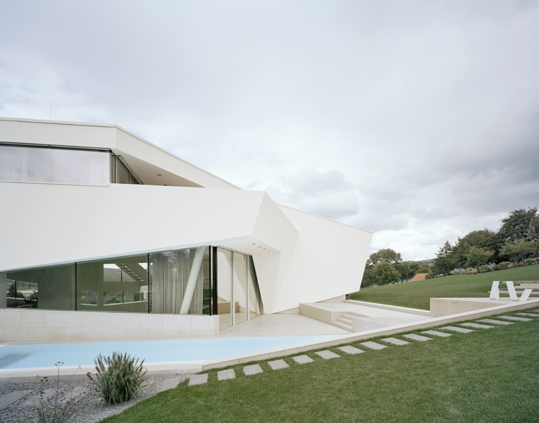 Simplicity Exposed In Residence Klosterneuburg by Project A01 homesthetics (3)