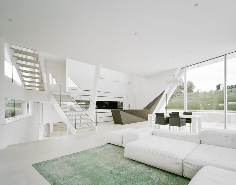 Simplicity Exposed In Residence Klosterneuburg by Project A01 homesthetics (5)