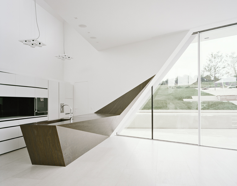 Simplicity Exposed In Residence Klosterneuburg by Project A01 homesthetics (6)