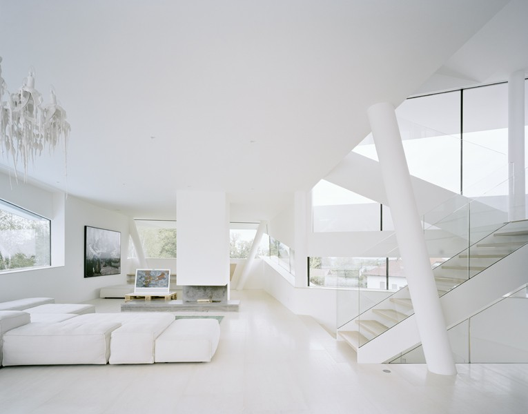 Simplicity Exposed In Residence Klosterneuburg by Project A01 homesthetics (7)