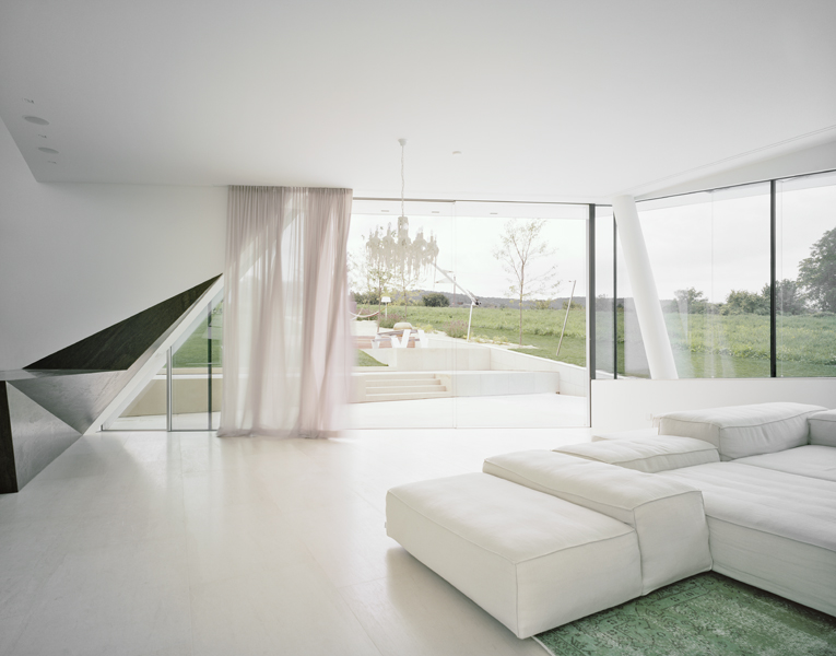 Simplicity Exposed In Residence Klosterneuburg by Project A01 homesthetics (9)