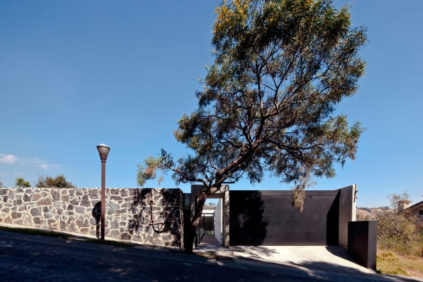 Splendid Contemporary Residence in Mexico by Materia Arquitectonica homesthetics (1)