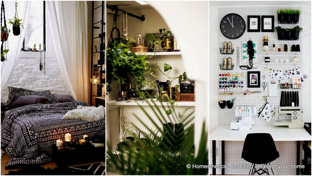 Tips and Tricks On How To Decorate A Small Bedroom1