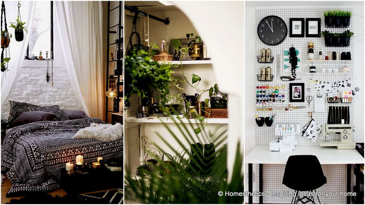 Charming 13 Tips And Tricks On How To Decorate A Small Bedroom