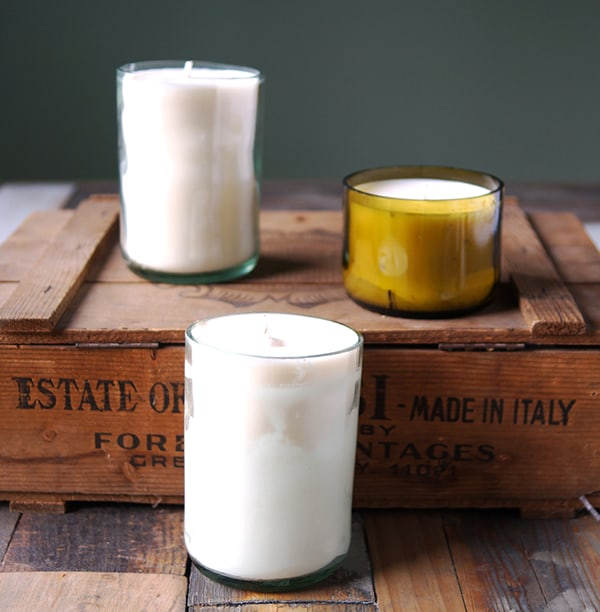 Wine-Bottle-Candle sets