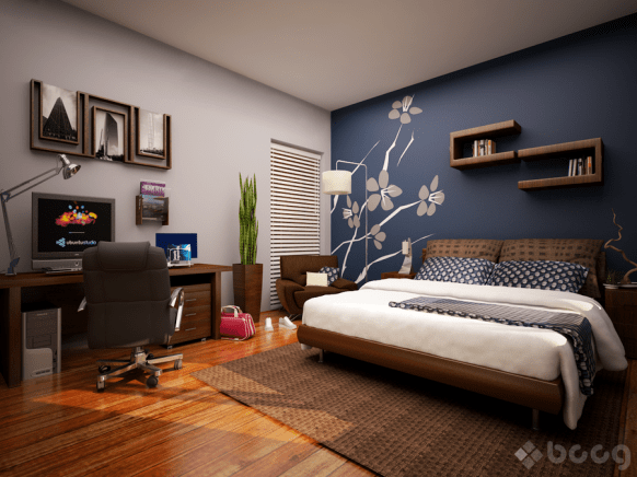bedroom designs netled in bedroom can look grear