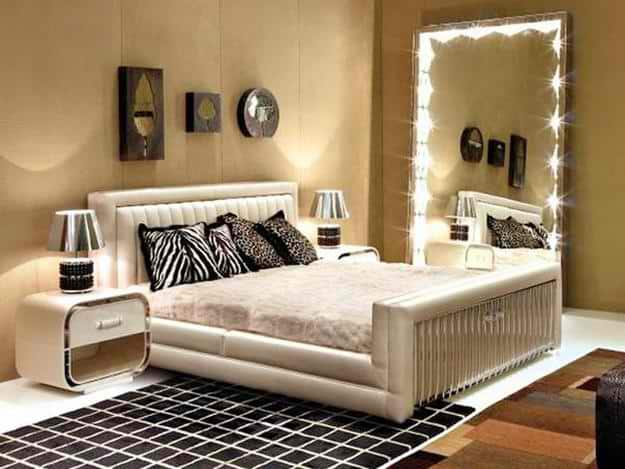 construct your perfect bedroom wherever its placed