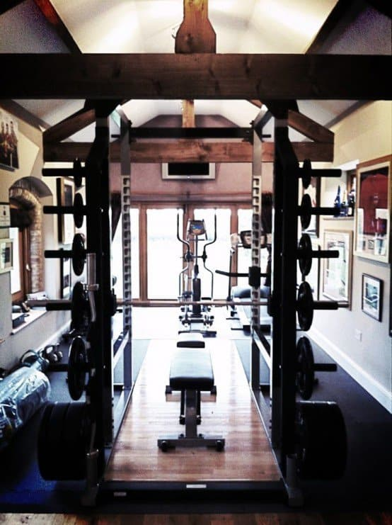 Get Your Home Fit With These 92 Home Gym Design Ideas Page 3 of 3