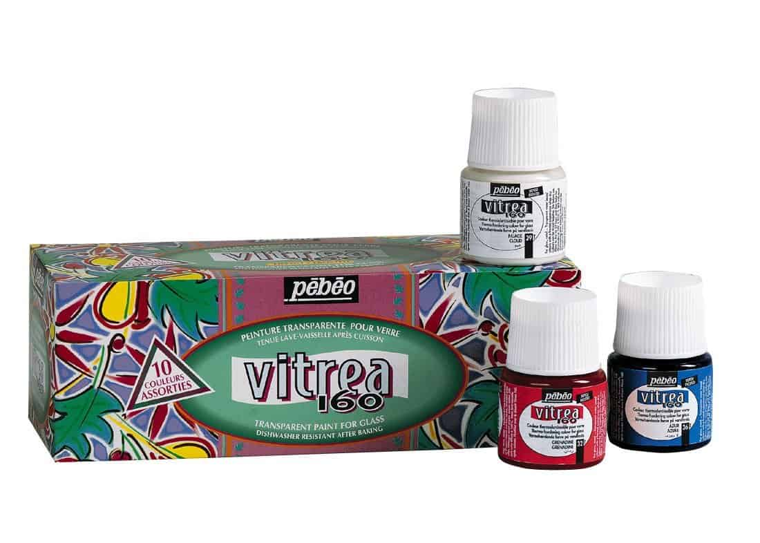 Uncategorized Dishwasher Safe Paint For Glass learn the basic tips and tricks on how to paint glass pebeo vitrea 160 glossy set homesthetics net