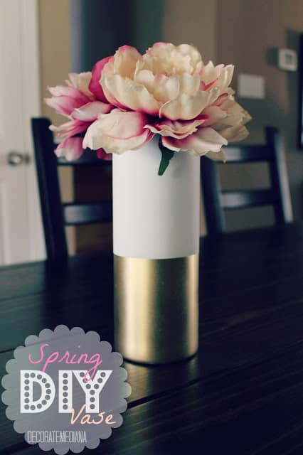 vase finished dollar crafts
