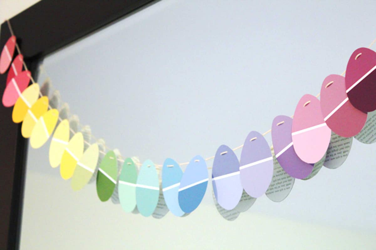13-simple-colorful-paint-chip-garland-easter-crafts