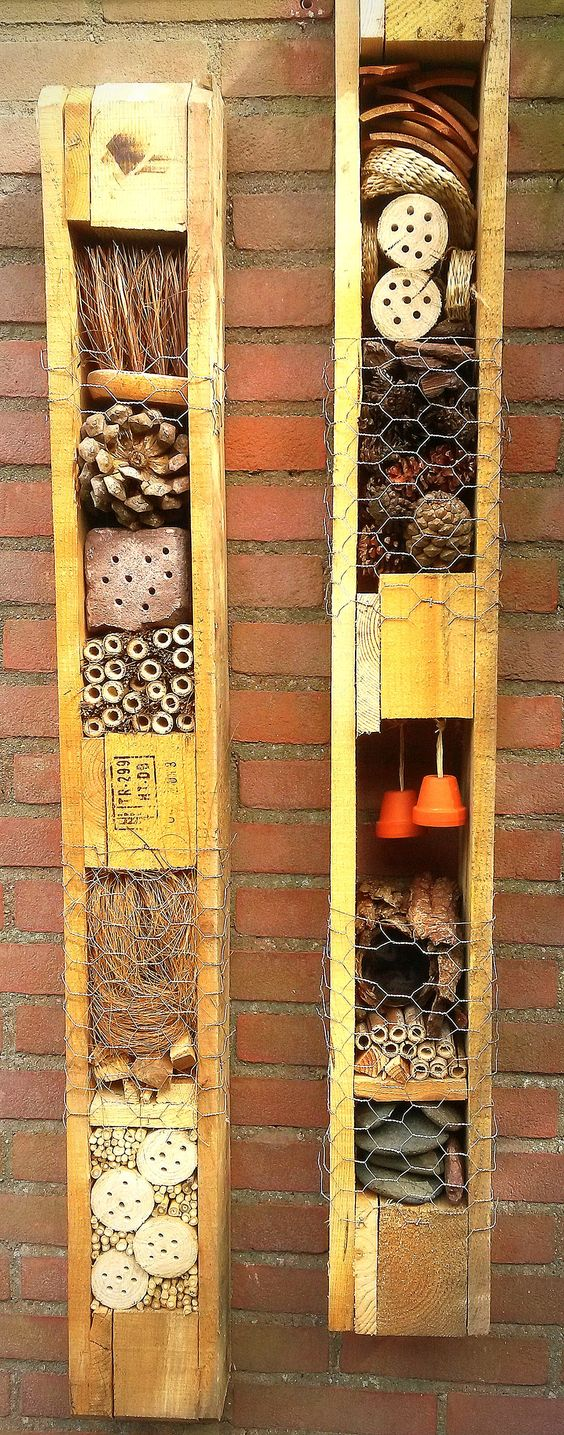 #25. THE INSECT HOTEL