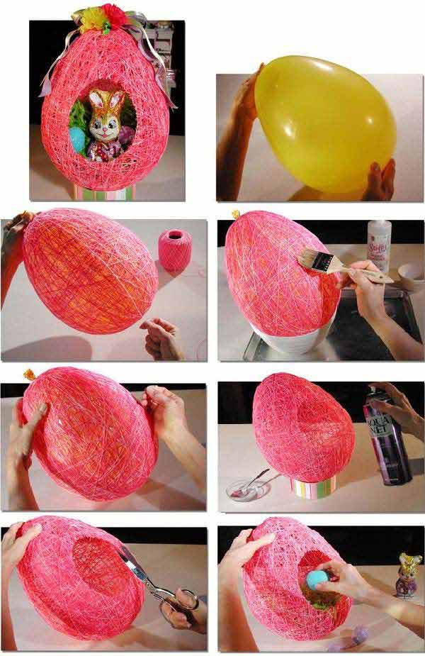 30-Superb-Inexpensive-Easy-Easter-Crafts-For-Your-Decor (19)
