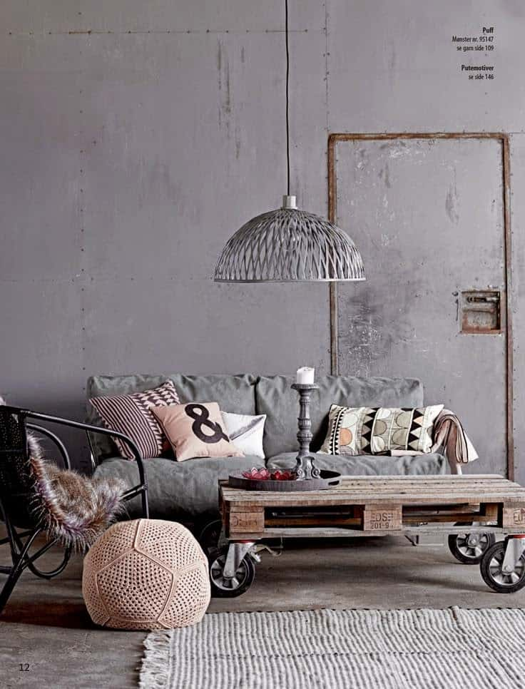 #34. THE INDUSTRIAL COFFEE TABLE