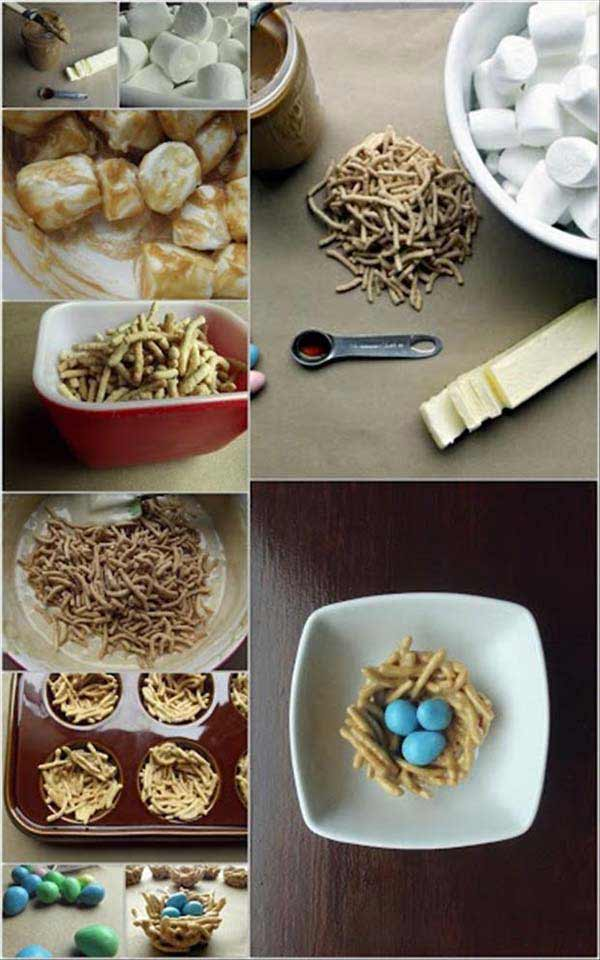 Get Creative with your easter dinner platting
