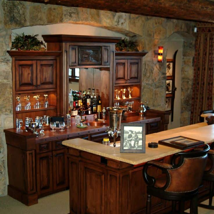 54 design home bar ideas to match your entertaining style 18