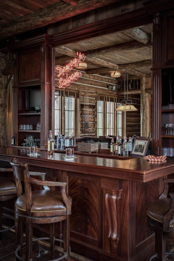 52 splendid home bar ideas to match your entertaining style | homesthetics - inspiring ideas for
