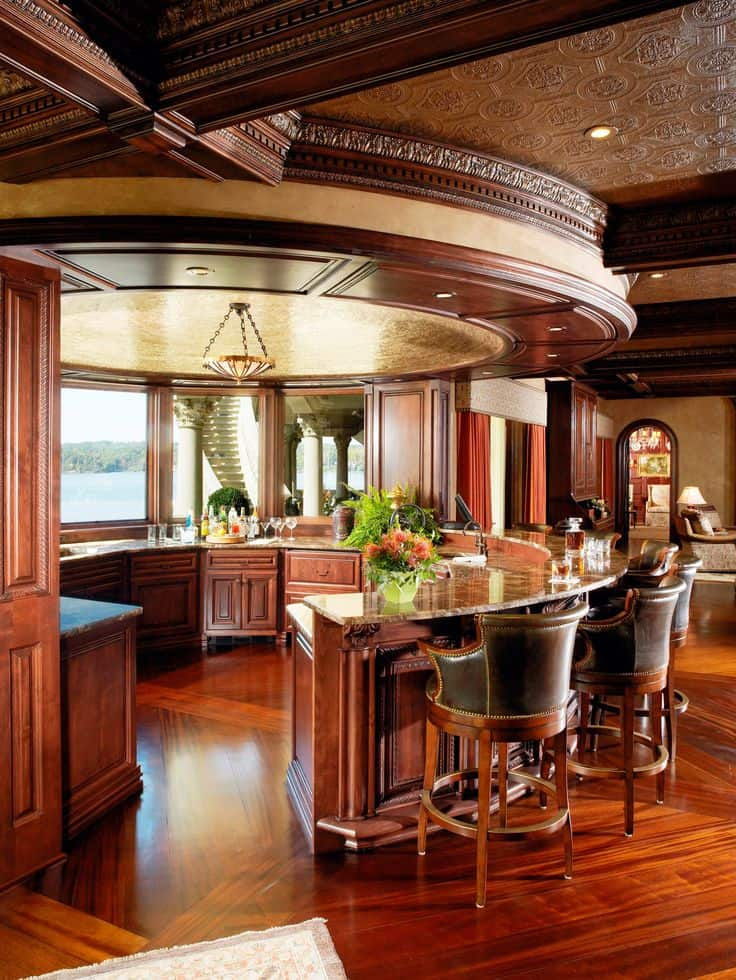 Superieur Stunning Wet Bar