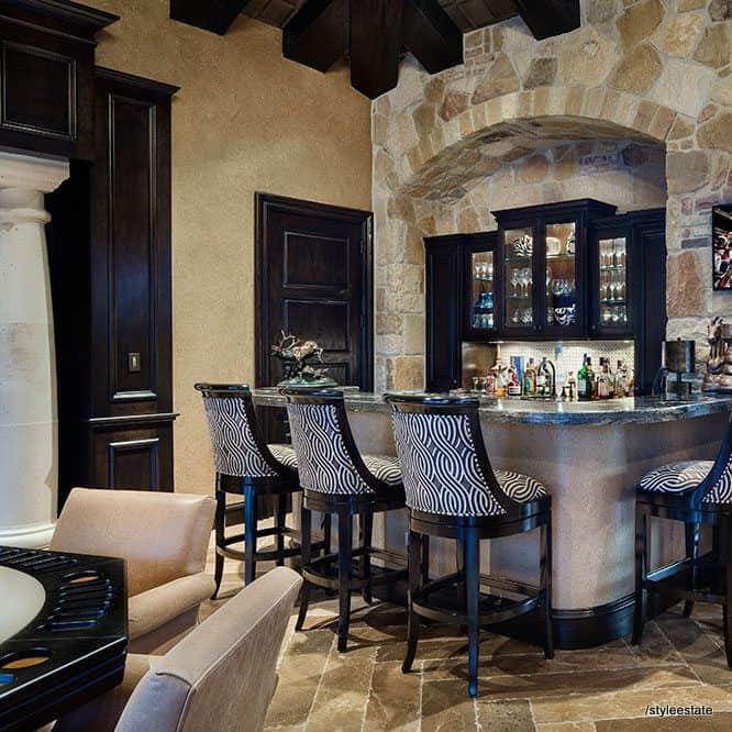 Home House Design Ideas: 52 Splendid Home Bar Ideas To Match Your Entertaining