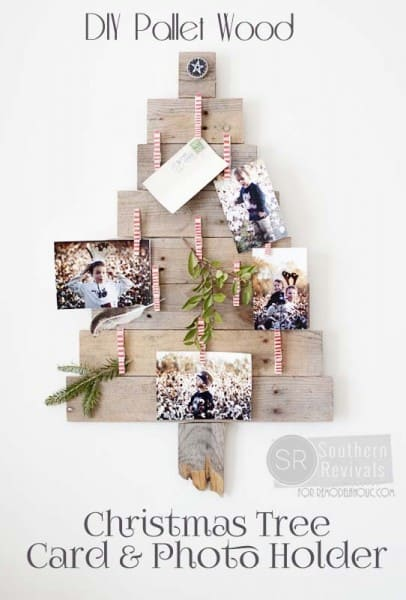 #56. DIY CARD AND PHOTO HOLDER