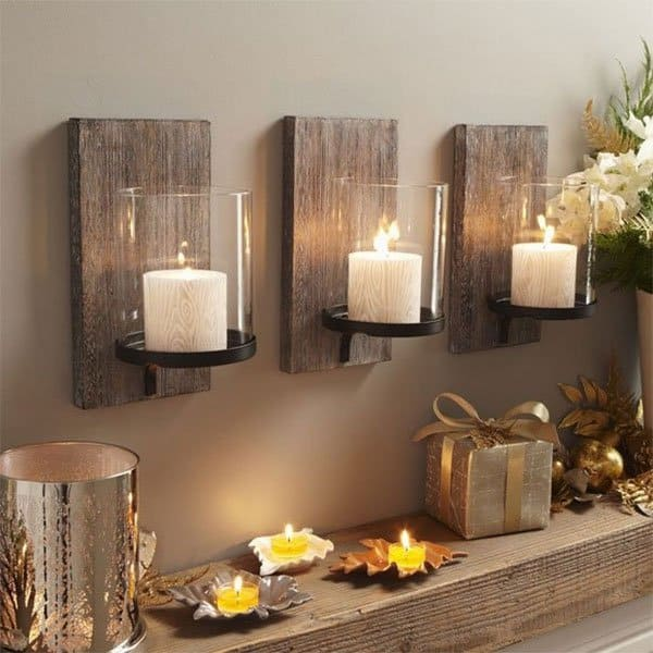 #77. SIMPLE CANDLE HOLDERS