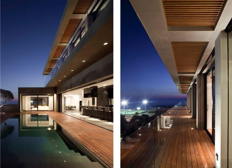 Concrete Beach Home in Israel Designed by Pitsou Kedem Architect homesthetics (22)