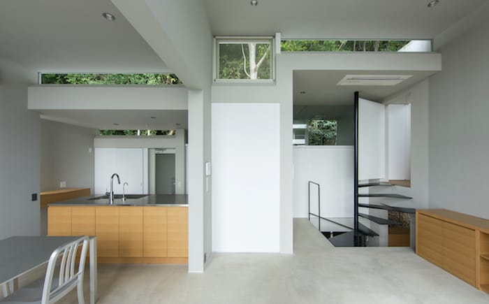 Concrete Cubes Shaping a Home Designed by Y+M Design Office (12)