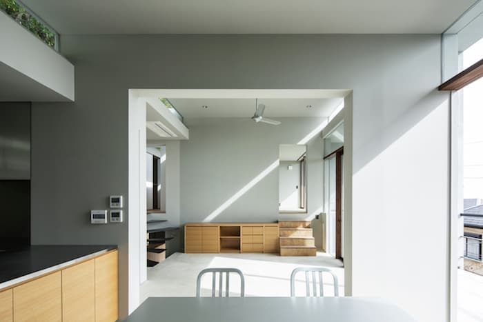 Concrete Cubes Shaping a Home Designed by Y+M Design Office (2)