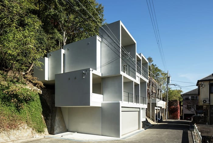 Concrete Cubes Shaping a Home Designed by Y+M Design Office (6)