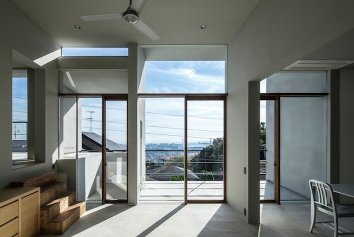 Concrete Cubes Shaping a Home Designed by Y+M Design Office (9)