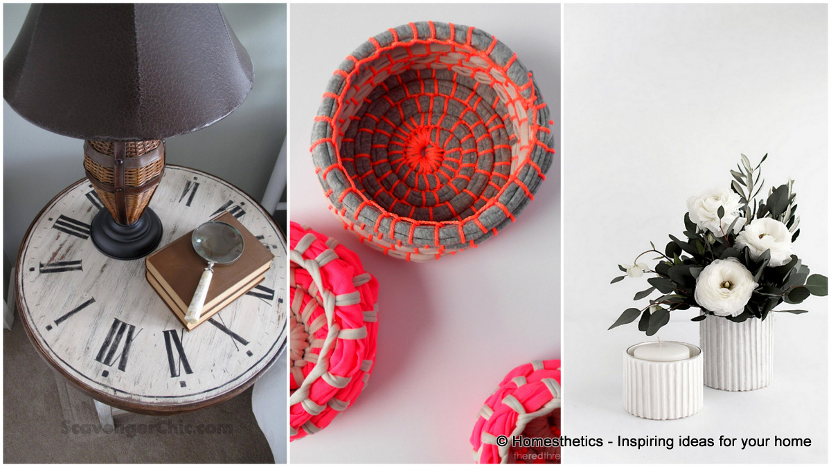 The 101 Most Beautiful DIY Projects of All Time - Homesthetics - Inspiring ideas for your home.